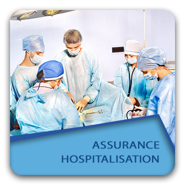 Assurance hospitalisation Huy