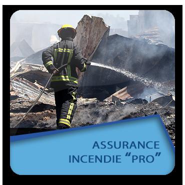 Assurance incendie professionnel