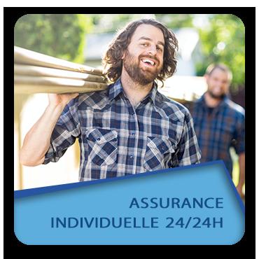 Assurance individuelle indépendant